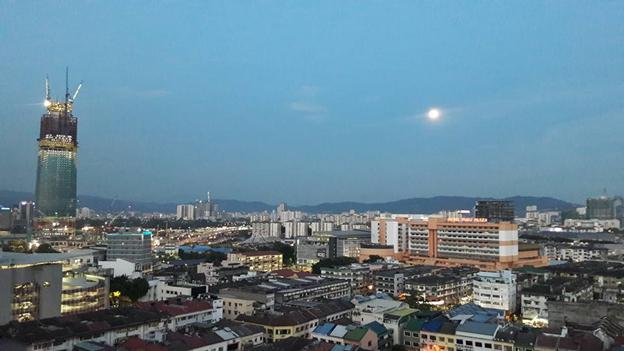 Company trip - Eurotech du lịch tại Malaysia