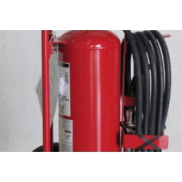 ABC Wheeled Fire Extinguisher