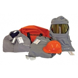 Grey Arc Flash Safety Kit