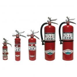 Halotron Extinguisher