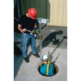 Ladder Mast w/Mounting Bracket