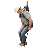 Suspension Trauma Safety Straps